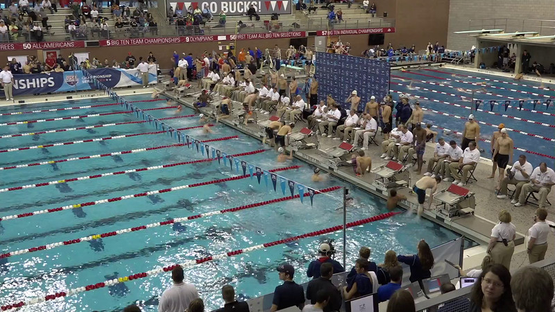 Heat 9 | #22 Men 100 Back | 2016 SPEEDO WINTER JR. CHAMPIONSHIPS EAST | VIDEO
