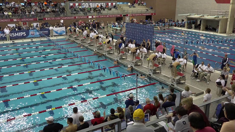 Heat 8 | #14 Men 400 IM | 2016 SPEEDO WINTER JR. CHAMPIONSHIPS EAST | VIDEO