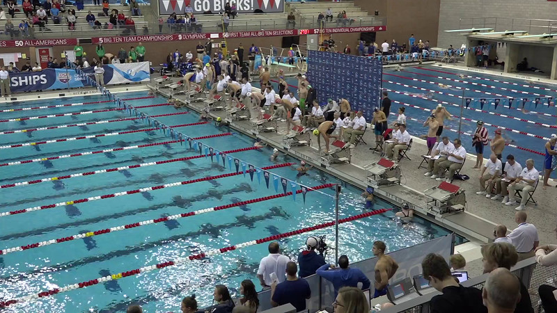 Heat 1 | #34 Men 200 Fly | 2016 SPEEDO WINTER JR. CHAMPIONSHIPS EAST | VIDEO