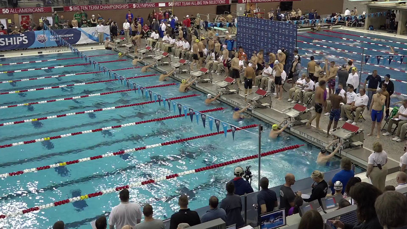 Heat 5 | #22 Men 100 Back | 2016 SPEEDO WINTER JR. CHAMPIONSHIPS EAST | VIDEO