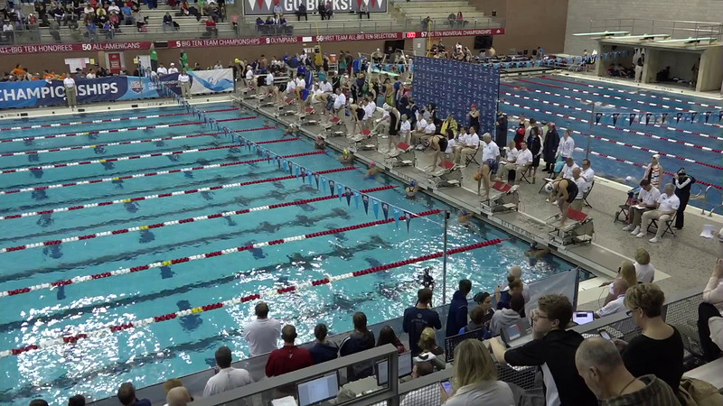Heat 5 | #33 Women 200 Fly | 2016 SPEEDO WINTER JR. CHAMPIONSHIPS EAST | VIDEO