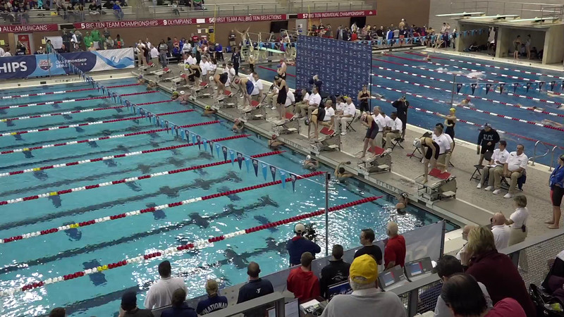 Heat 6 | #13 Women 400 IM | 2016 SPEEDO WINTER JR. CHAMPIONSHIPS EAST | VIDEO