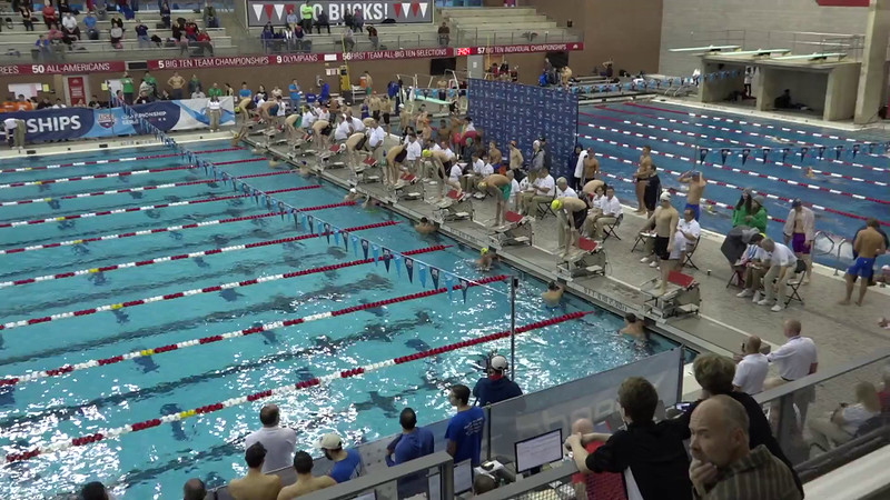 Heat 4 | #34 Men 200 Fly | 2016 SPEEDO WINTER JR. CHAMPIONSHIPS EAST | VIDEO