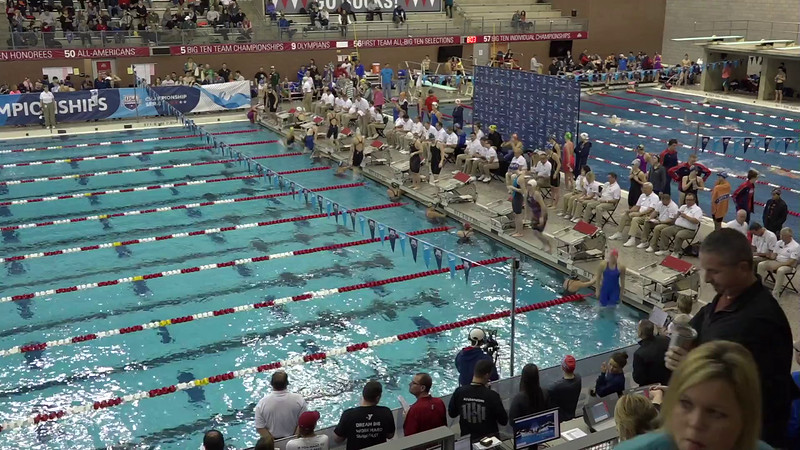Heat 4 | #27 Women 200 Back | 2016 SPEEDO WINTER JR. CHAMPIONSHIPS EAST | VIDEO