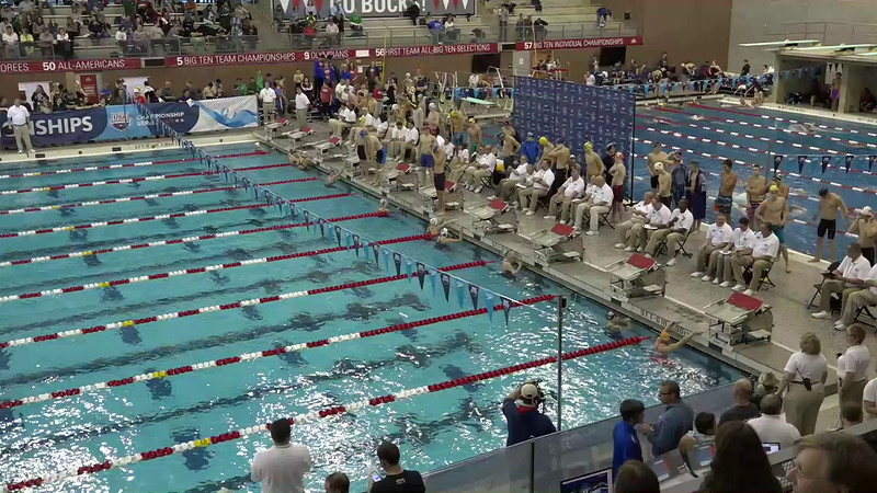 Heat 1 | #22 Men 100 Back | 2016 SPEEDO WINTER JR. CHAMPIONSHIPS EAST | VIDEO