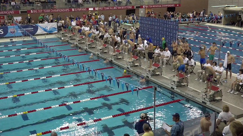 Heat 2 | #18 Men 200 Free | 2016 SPEEDO WINTER JR. CHAMPIONSHIPS EAST | VIDEO