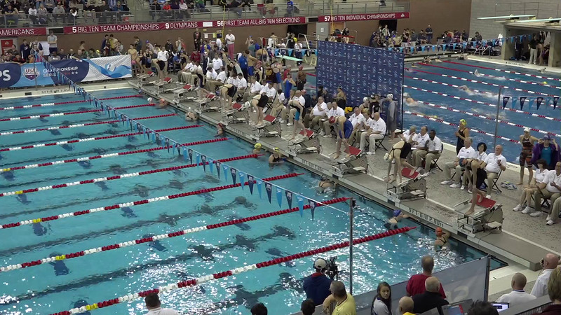 Heat 8 | #17 Women 200 Free | 2016 SPEEDO WINTER JR. CHAMPIONSHIPS EAST | VIDEO