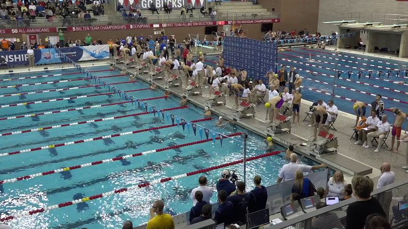 Heat 4 | #32 Men 200 Breast | 2016 SPEEDO WINTER JR. CHAMPIONSHIPS EAST | VIDEO