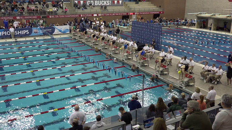 Heat 3 | #5 Women 500 Free | 2016 SPEEDO WINTER JR. CHAMPIONSHIPS EAST | VIDEO