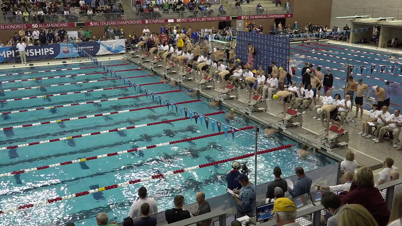 Heat 6 | #18 Men 200 Free | 2016 SPEEDO WINTER JR. CHAMPIONSHIPS EAST | VIDEO