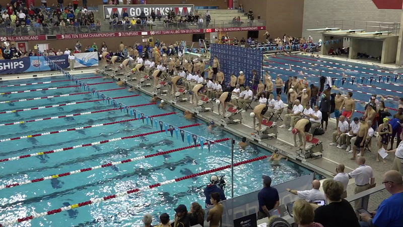 Heat 6 | #30 Men 100 Free | 2016 SPEEDO WINTER JR. CHAMPIONSHIPS EAST | VIDEO