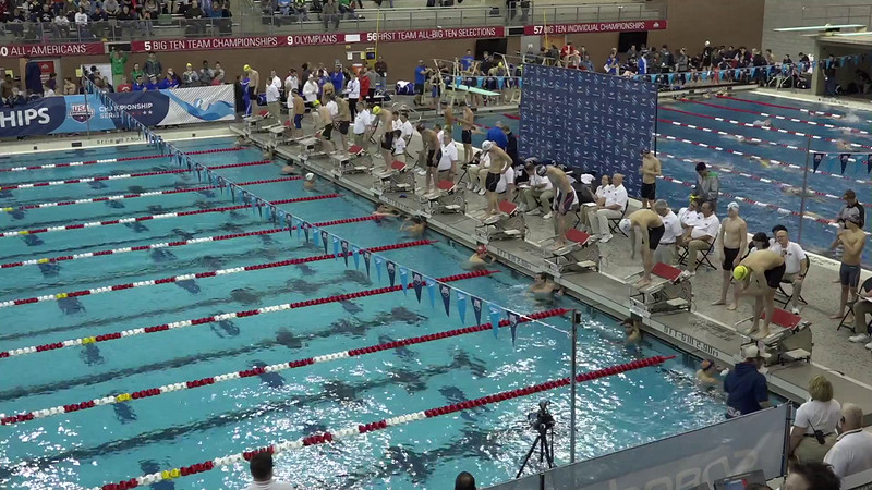 Heat 4 | #14 Men 400 IM | 2016 SPEEDO WINTER JR. CHAMPIONSHIPS EAST | VIDEO