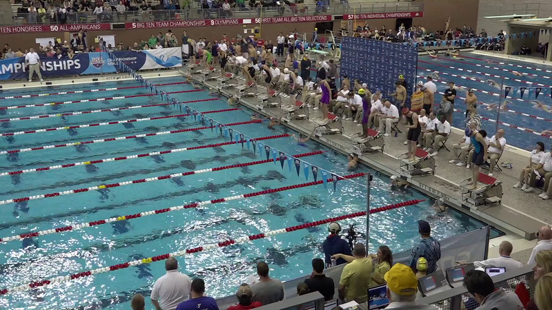 Heat 11 | #17 Women 200 Free | 2016 SPEEDO WINTER JR. CHAMPIONSHIPS EAST | VIDEO