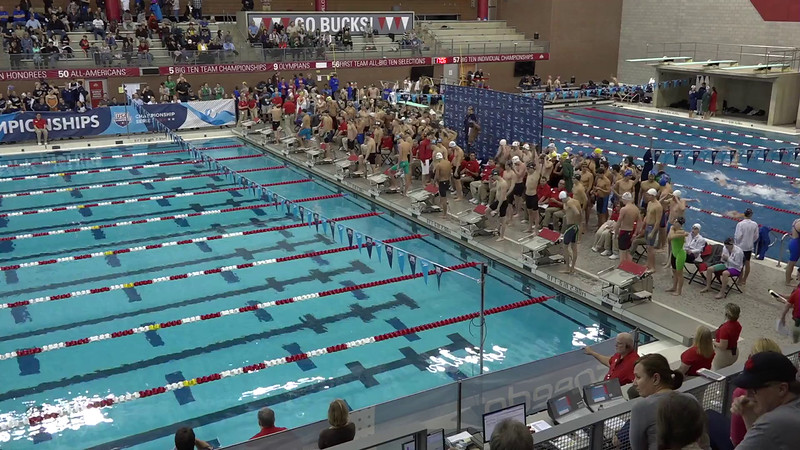 Heat 1 | #24 Men 4x50 Free Relay | 2016 SPEEDO WINTER JR. CHAMPIONSHIPS EAST | VIDEO