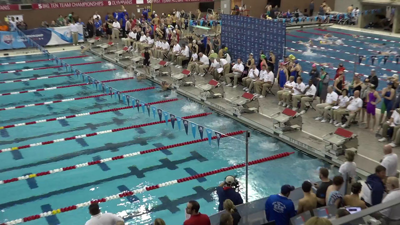 Heat 2 | #21 Women 100 Back | 2016 SPEEDO WINTER JR. CHAMPIONSHIPS EAST | VIDEO