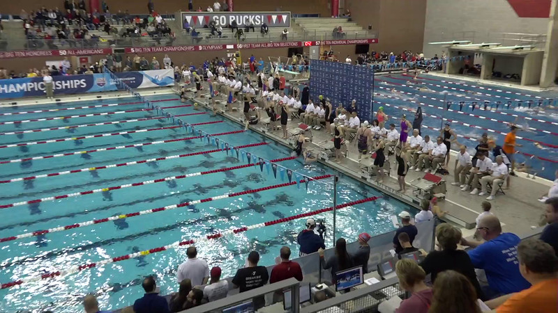 Heat 5 | #27 Women 200 Back | 2016 SPEEDO WINTER JR. CHAMPIONSHIPS EAST | VIDEO
