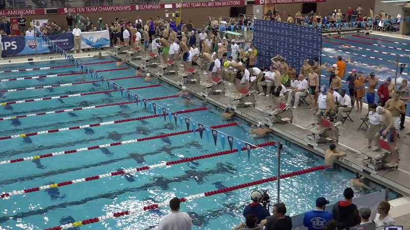 Heat 10 | #20 Men 100 Breast | 2016 SPEEDO WINTER JR. CHAMPIONSHIPS EAST | VIDEO