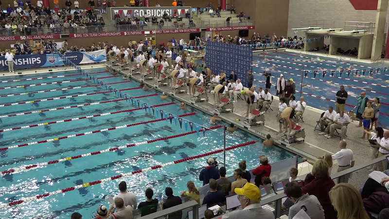 Heat 10 | #16 Men 100 Fly | 2016 SPEEDO WINTER JR. CHAMPIONSHIPS EAST | VIDEO