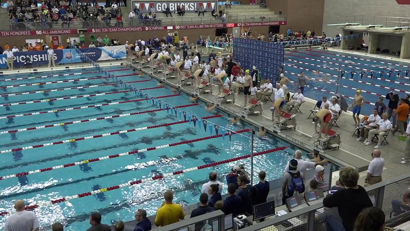 Heat 5 | #32 Men 200 Breast | 2016 SPEEDO WINTER JR. CHAMPIONSHIPS EAST | VIDEO