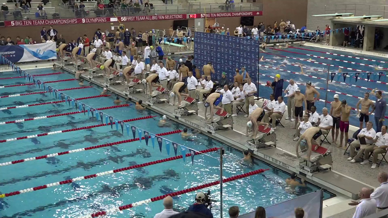 Heat 8 | #8 Men 200 IM | 2016 SPEEDO WINTER JR. CHAMPIONSHIPS EAST | VIDEO