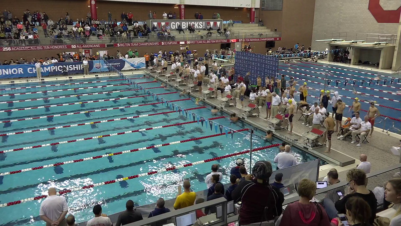 Heat 3 | #32 Men 200 Breast | 2016 SPEEDO WINTER JR. CHAMPIONSHIPS EAST | VIDEO