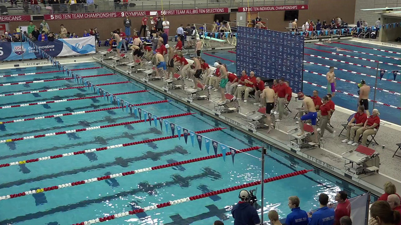 B Final | #14 Men 400 IM | 2016 SPEEDO WINTER JR. CHAMPIONSHIPS EAST | VIDEO
