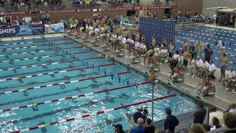 Heat 10 | #30 Men 100 Free | 2016 SPEEDO WINTER JR. CHAMPIONSHIPS EAST | VIDEO