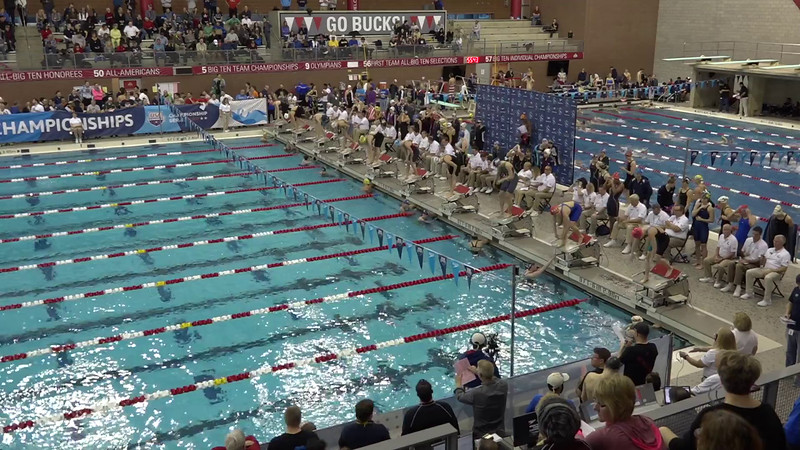 Heat 5 | #29 Women 100 Free | 2016 SPEEDO WINTER JR. CHAMPIONSHIPS EAST | VIDEO
