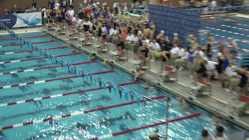 Heat 6 | #9 Women 50 Free | 2016 SPEEDO WINTER JR. CHAMPIONSHIPS EAST | VIDEO