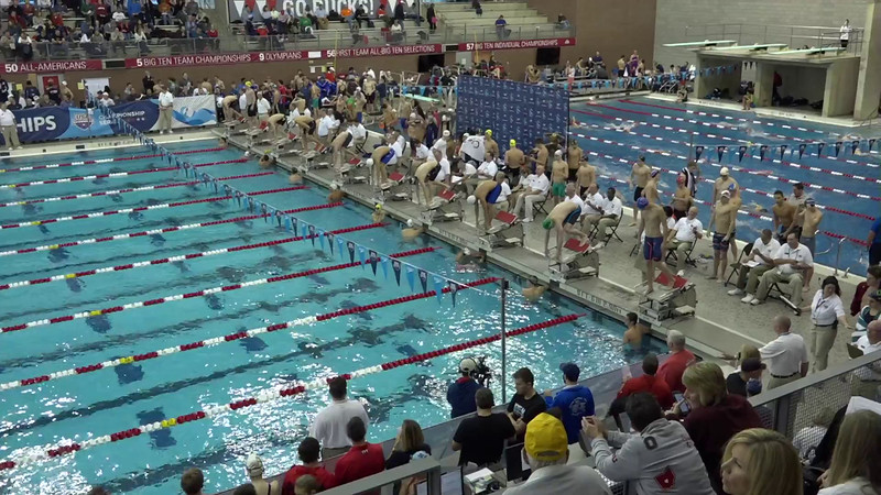Heat 5 | #20 Men 100 Breast | 2016 SPEEDO WINTER JR. CHAMPIONSHIPS EAST | VIDEO