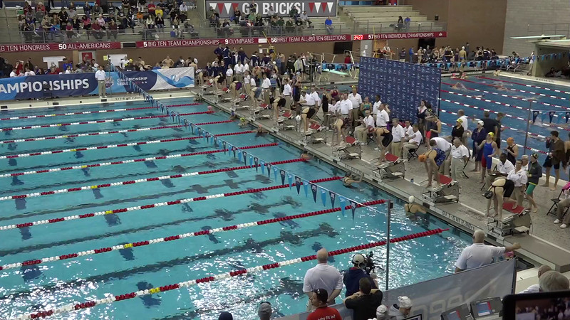 Heat 6 | #7 Women 200 IM | 2016 SPEEDO WINTER JR. CHAMPIONSHIPS EAST | VIDEO
