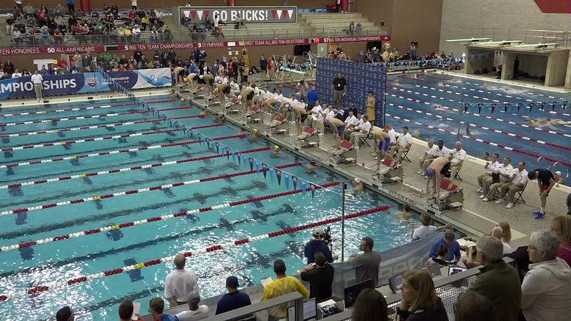 Heat 7 | #6 Men 500 Free | 2016 SPEEDO WINTER JR. CHAMPIONSHIPS EAST | VIDEO