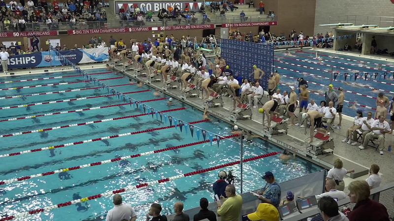 Heat 3 | #18 Men 200 Free | 2016 SPEEDO WINTER JR. CHAMPIONSHIPS EAST | VIDEO