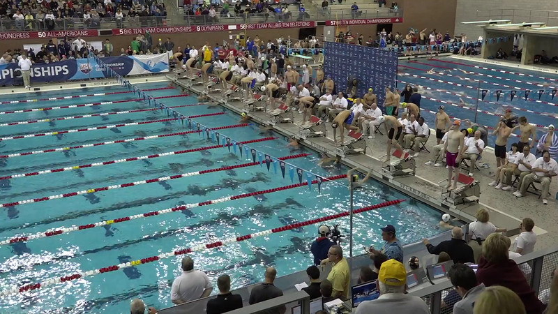 Heat 4 | #18 Men 200 Free | 2016 SPEEDO WINTER JR. CHAMPIONSHIPS EAST | VIDEO