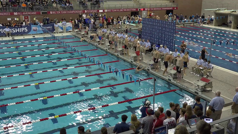 B Final | #28 Men 200 Back | 2016 SPEEDO WINTER JR. CHAMPIONSHIPS EAST | VIDEO