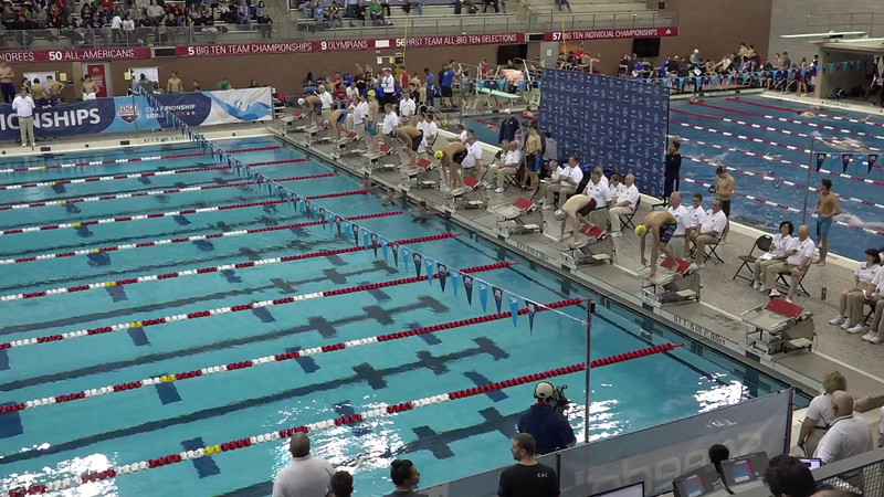 Heat 2 | #14 Men 400 IM | 2016 SPEEDO WINTER JR. CHAMPIONSHIPS EAST | VIDEO