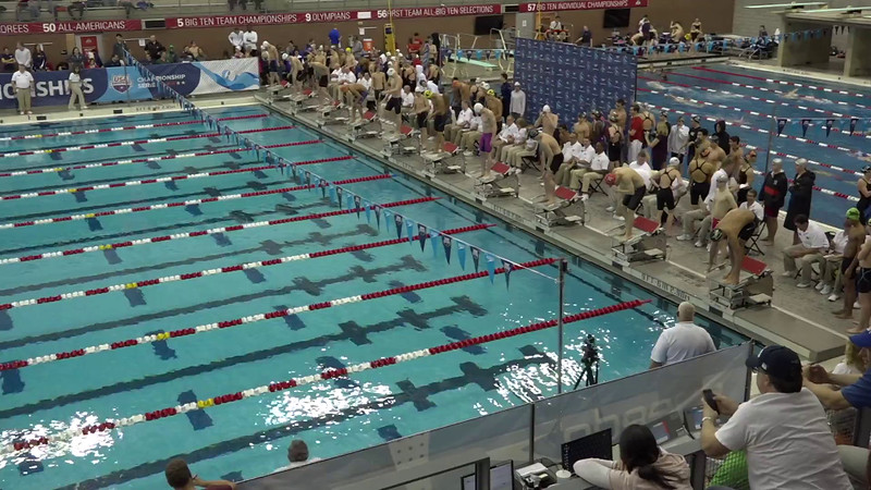 Heat 1 | #4 Men 4x200 Free Relay | 2016 SPEEDO WINTER JR. CHAMPIONSHIPS EAST | VIDEO
