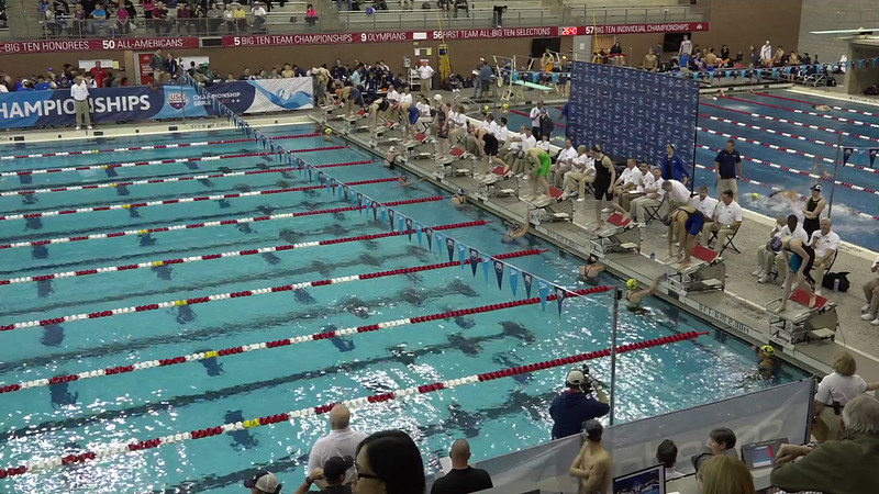 Heat 6 | #5 Women 500 Free | 2016 SPEEDO WINTER JR. CHAMPIONSHIPS EAST | VIDEO