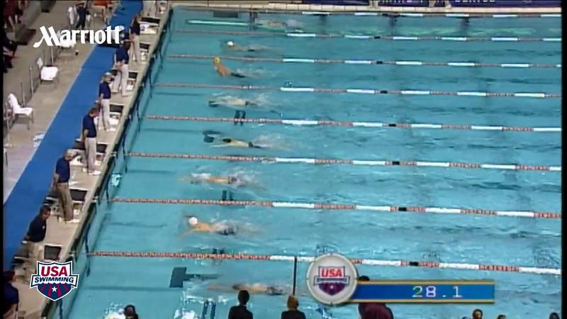 2012 Austin Grand Prix - Men's 100m Breaststroke B Final