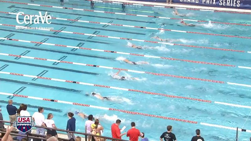 2012 Austin Grand Prix - Women's 800m Freestyle Relay Heat 2
