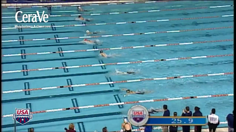 2012 Austin Grand Prix - Women's 100m Breaststroke C Final