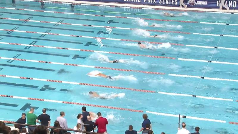 2012 Austin Grand Prix - Men's 100m Butterfly C Final