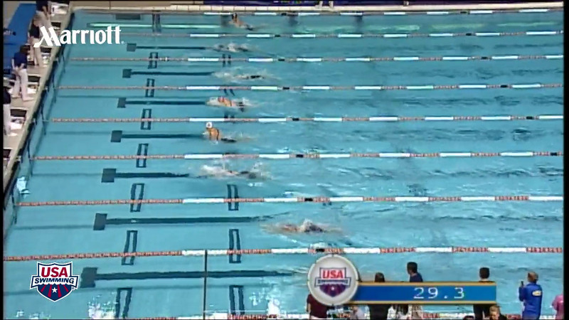 2012 Austin Grand Prix - Women's 100m Breaststroke B Final