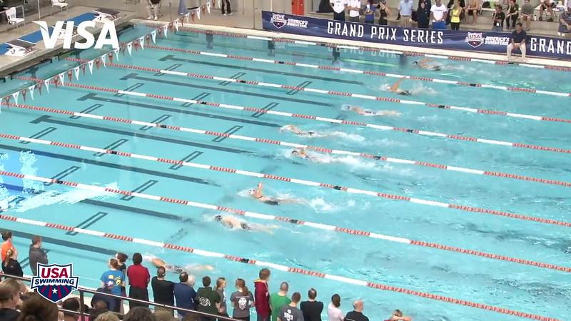 2012 Austin Grand Prix - Women's 400m Freestyle A Final