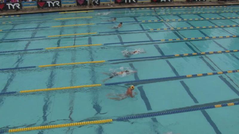 Women's 100 Butterfly Heat 10 - 2012 Mission Viejo Swim Meet of Champions