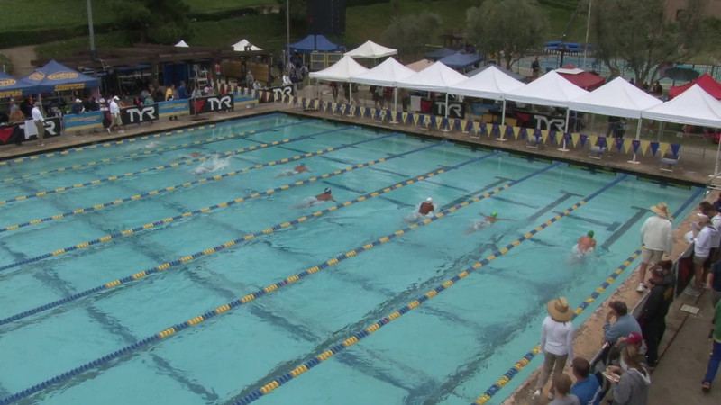 Men's 100 Butterfly Heat 08 - 2012 Mission Viejo Swim Meet of Champions