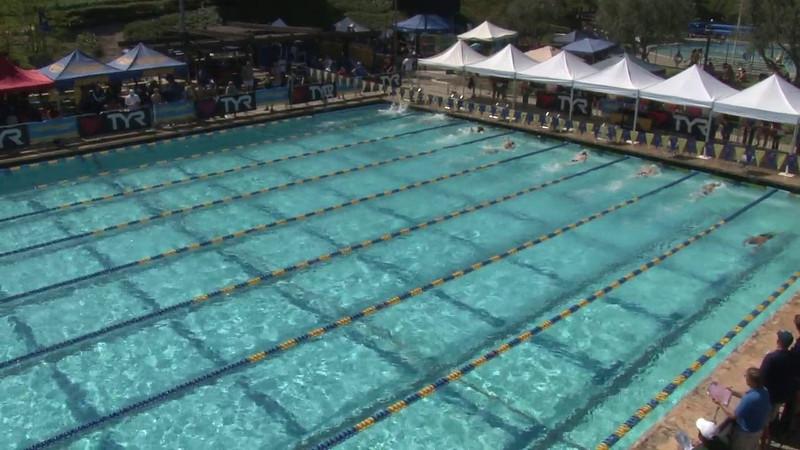 Men's 200 Freestyle Heat 17 - 2012 Mission Viejo Swim Meet of Champions