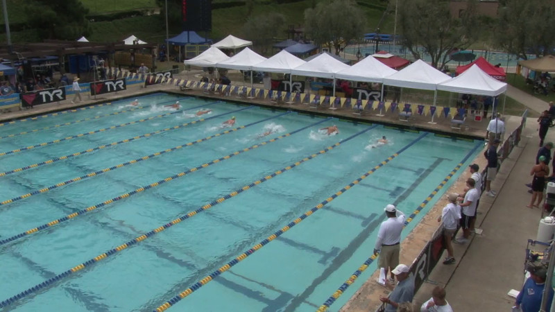 Men's 200 Medley Heat 12 - 2012 Mission Viejo Swim Meet of Champions