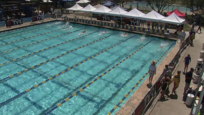 Women's 400 Medley Heat 05 - 2012 Mission Viejo Swim Meet of Champions