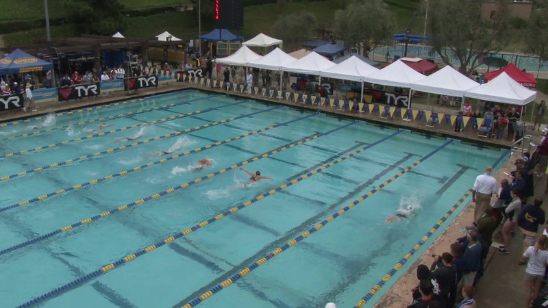 Women's 100 Breaststroke Heat 10 - 2012 Mission Viejo Swim Meet of Champions